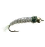 UMPQUA Barr's Bead Head Crane Fly Larva