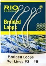 RIO PRODUCTS Rio Braided Loop Connectors