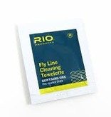 RIO PRODUCTS RIO FLY LINE CLEANING TOWELETTE