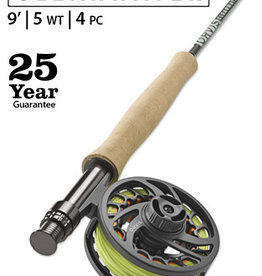 ORVIS CLEARWATER 905-4 BOXED OUTFIT