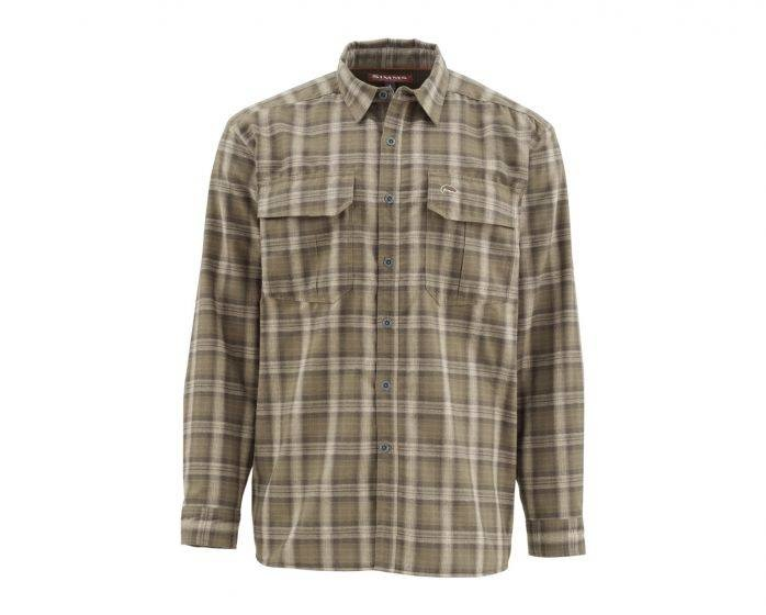SIMMS SIMMS COLDWEATHER SHIRT - CLEARANCE!