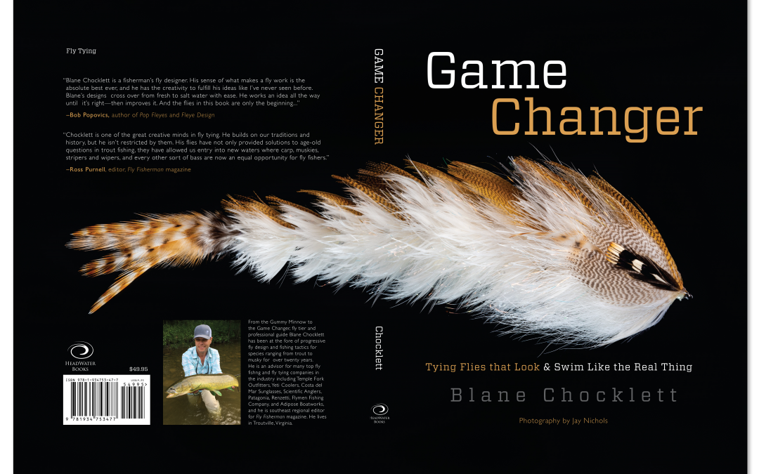 RENZETTI Blane Chocklett Game Changer Book
