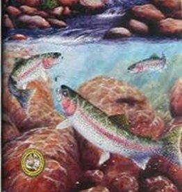 Roaring And Fry Pan Fishing Map