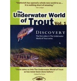 UNDERWATER WORLD OF TROUT-VOLUME 1