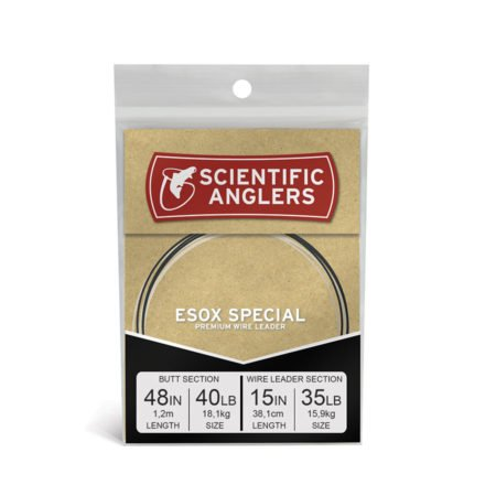 SCIENTIFIC ANGLERS Scientific Anglers Esox Special Leader