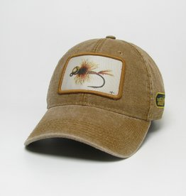 Midwest and Beyond Blue Quill Fly-Camel Dashboard Non-Trucker