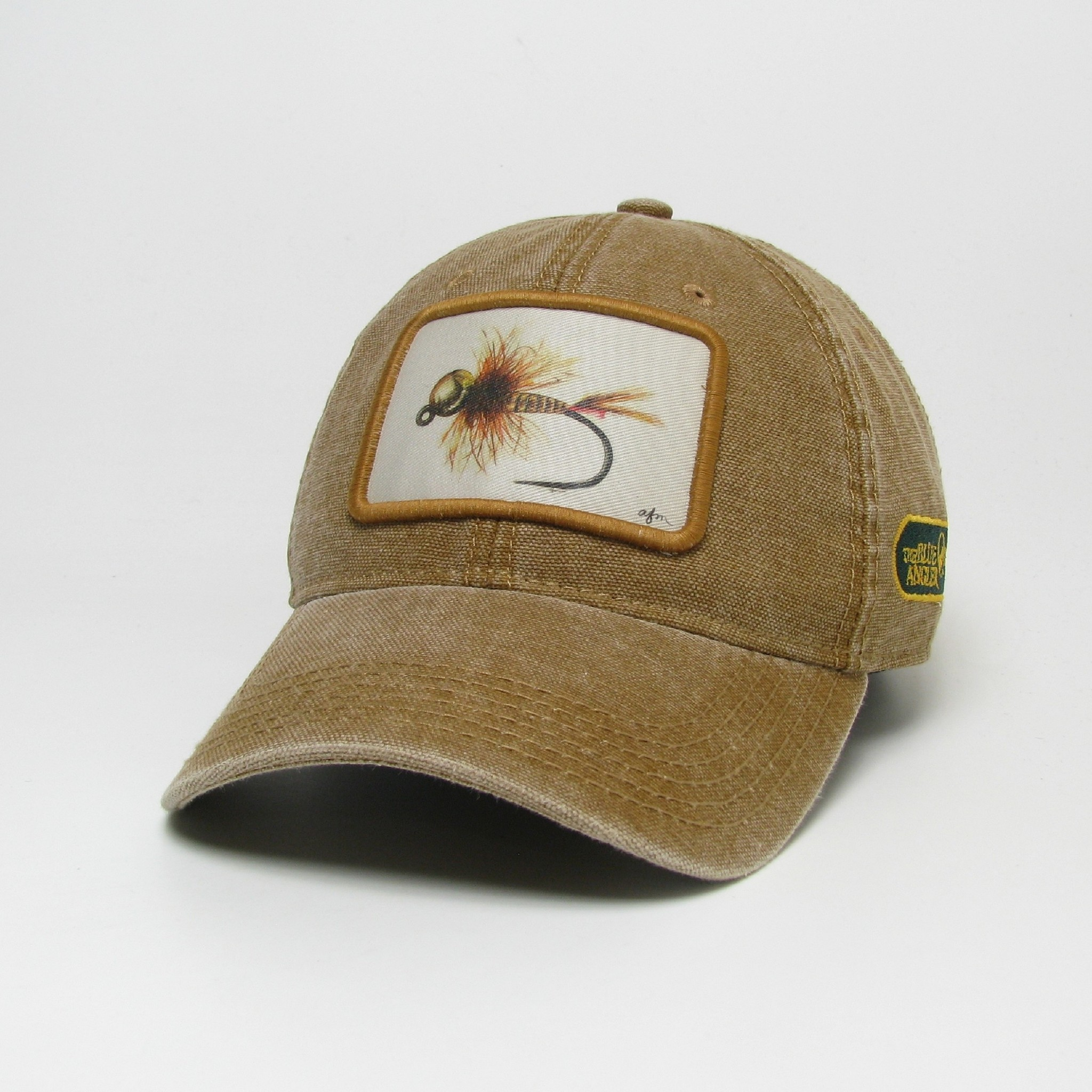 Midwest and Beyond Midwest and Beyond Blue Quill Fly-Camel Dashboard Non-Trucker