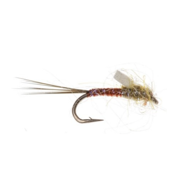MONTANA FLY Theo's N. Platte Emerger - PMD