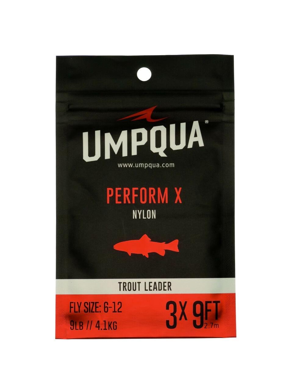 UMPQUA Umpqua Perform X Trout Leader 9'