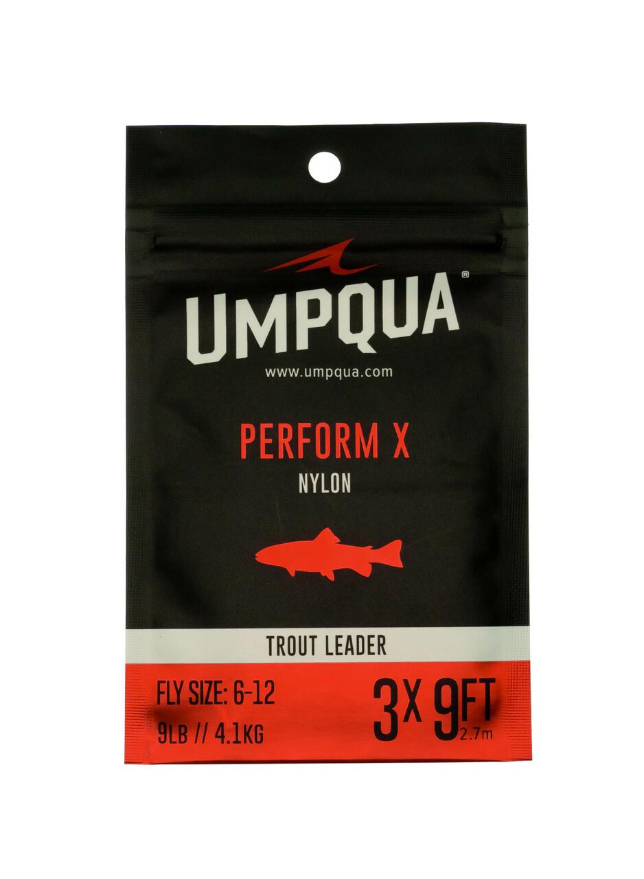 UMPQUA Umpqua Perform X Trout Leader 7.5'