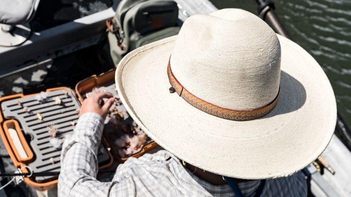 FISHPOND FISHPOND EDDY RIVER HAT