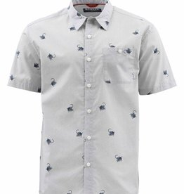 SIMMS SIMMS TAILOUT SHIRT - SHORT SLEEVE - ON SALE!!!