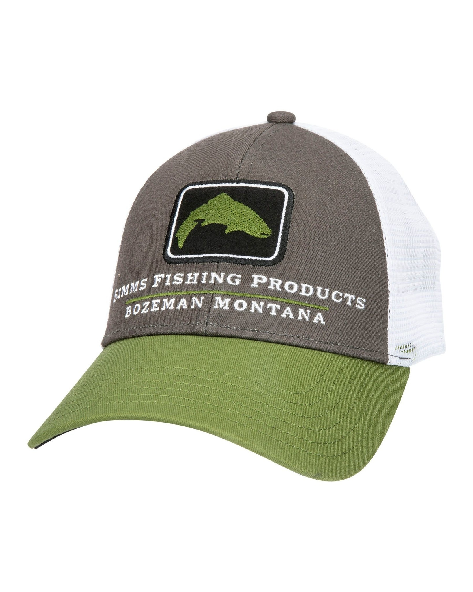 SIMMS SIMMS TROUT ICON TRUCKER - ON SALE!!
