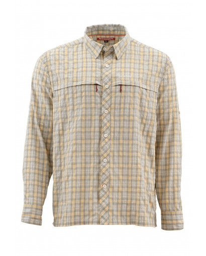SIMMS Simms Stone Cold Shirt Long Sleeve - On Sale!!