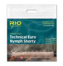 RIO Rio Technical Euro Nymph Shorty