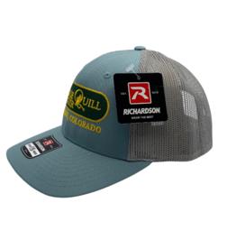 BLUE QUILL ANGLER BQA Logo Trucker (R-115) - Classic Logo