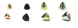 WAPSI Cone Heads - Brass