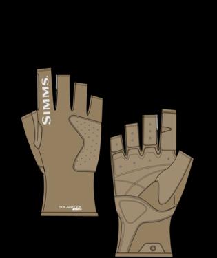 SIMMS SIMMS SOLARFLEX GUIDE GLOVES