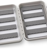 C&F DESIGNS MEDIUM WATERPROOF 8 ROW FLY BOX - CF2544