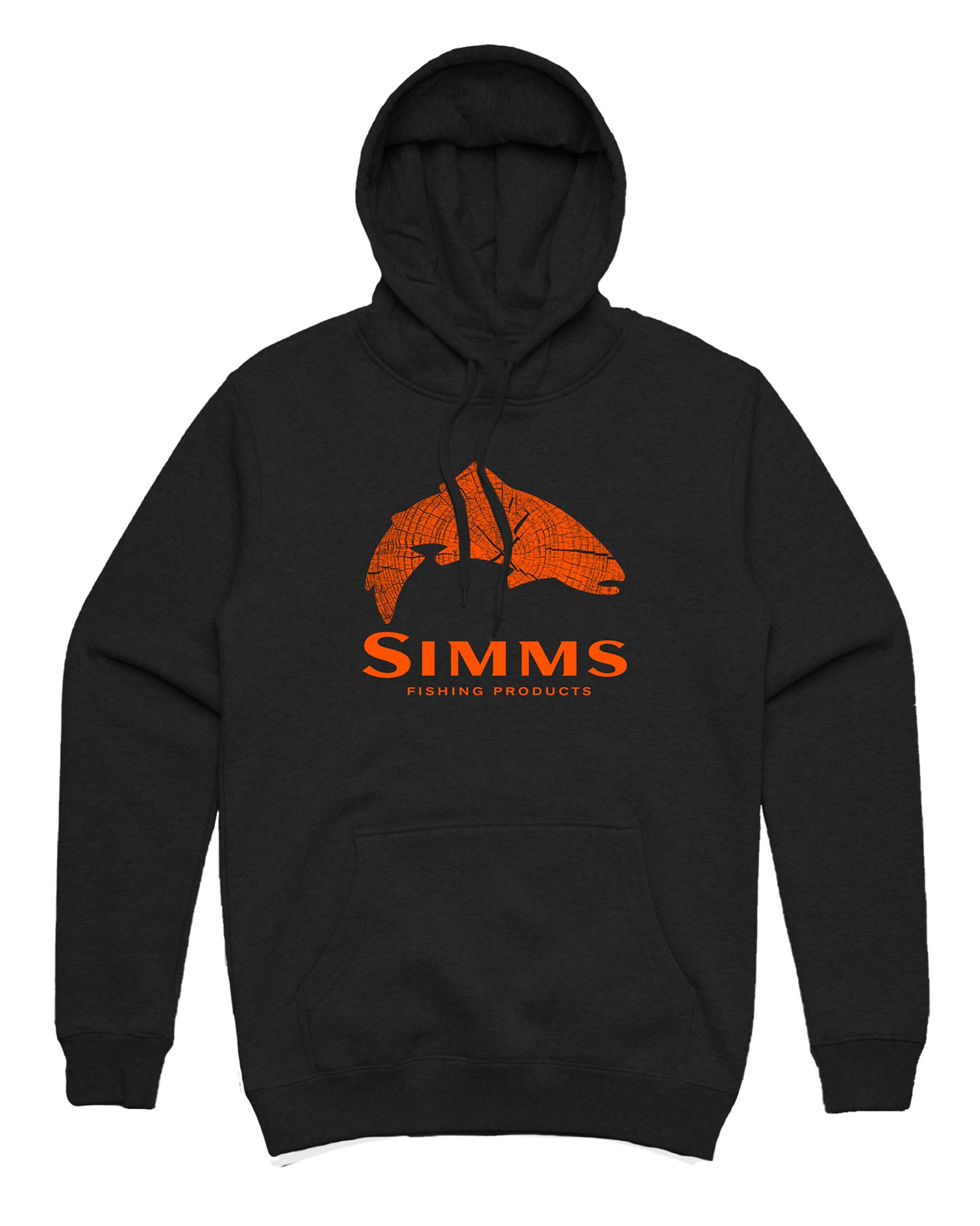 SIMMS SIMMS WOOD TROUT FILL HOODY