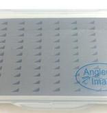 WAPSI Anglers Image Small Ultra Thin Foam Fly Box - 77 Slits