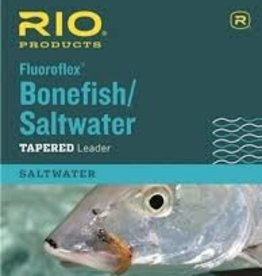 RIO PRODUCTS Rio Fluoroflex Bonefish/Saltwater Leader - 9'