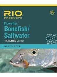 RIO PRODUCTS Rio Fluoroflex Bonefish/Saltwater Leader - 9'