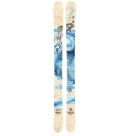 Icelantic Skis Blue Quill Angler's  Icelantic Nomad 105  Special Edition Skis