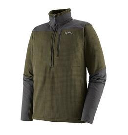 PATAGONIA Men's Long-Sleeved R1® Fitz Roy 1/4-Zip - On Sale!