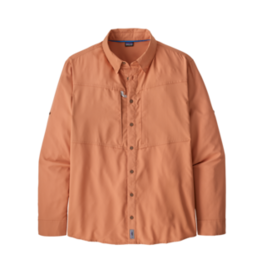 PATAGONIA Men's Long-Sleeved Sol Patrol® Shirt - On Sale!