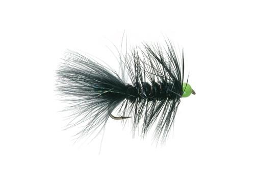 UMPQUA HOT HEAD BUGGER - PER 3