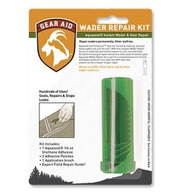 AQUASEAL WADER REPAIR KIT TRAVEL PACK