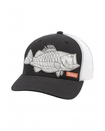 SIMMS SIMMS 5 PANEL TRUCKER HAT