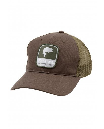 SIMMS SIMMS PATCH TRUCKER