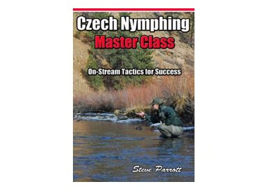 CZECH NYMPHING MASTER CLASS: ON-STREAM TACTICS FOR SUCCESS