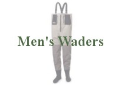 MENS WADERS