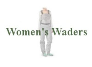 WOMENS WADERS