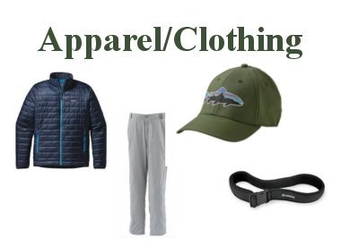 APPAREL & CLOTHING