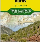 NATIONAL GEOGRAPHIC National Geographic Topo Map #120 - State Bridge/Burns