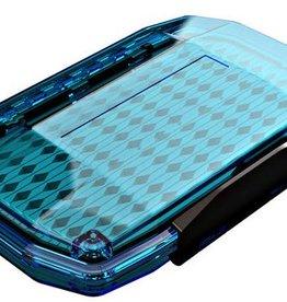 UMPQUA UPG HD MEDIUM MIDGE FLY BOX - BLUE