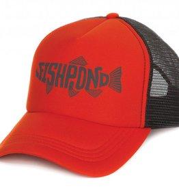FISHPOND FISHPOND PESCADO FOAM TRUCKER HAT CUTTHROAT ORANGE