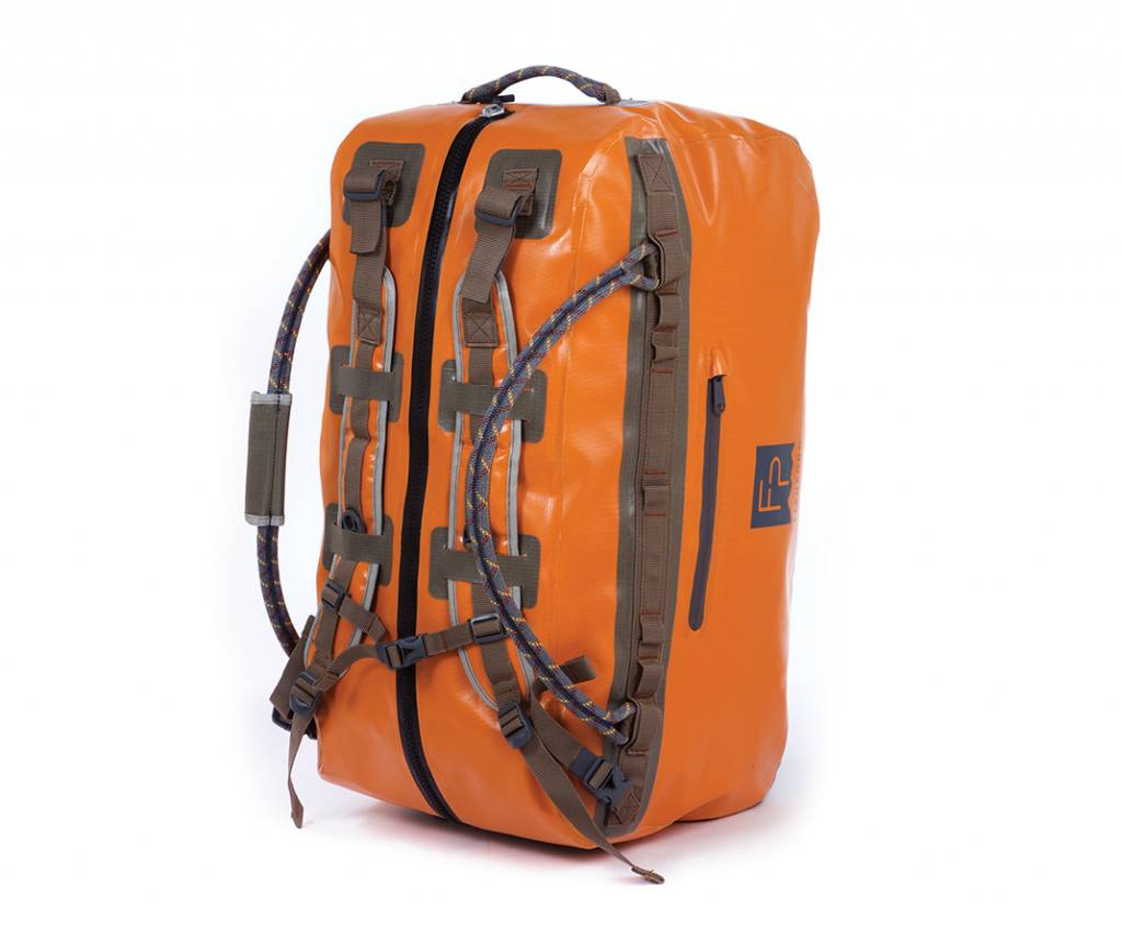 FISHPOND FISHPOND THUNDERHEAD LARGE SUBMERSIBLE DUFFEL CUTTHROAT ORANGE
