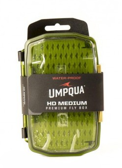 UMPQUA Upg Hd Medium Fly Box