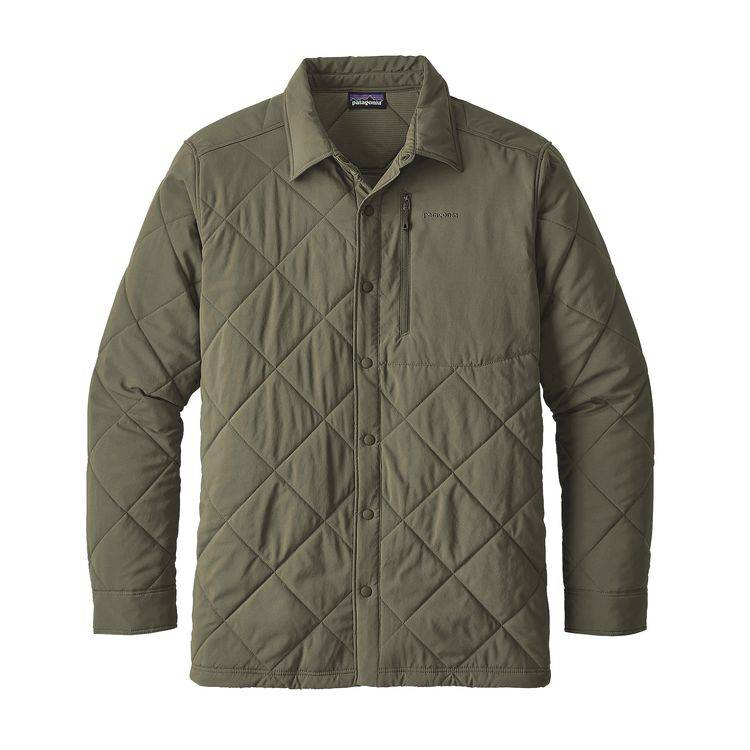 PATAGONIA PATAGONIA MEN'S TOUGH PUFF SHIRT