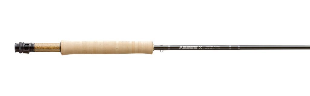 SAGE SAGE X FLY ROD - FAST ACTION