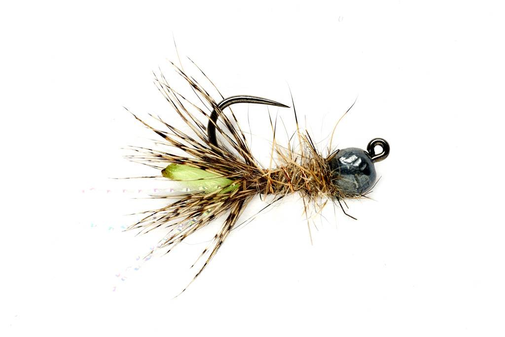 Peeping Caddis Jig Nymph