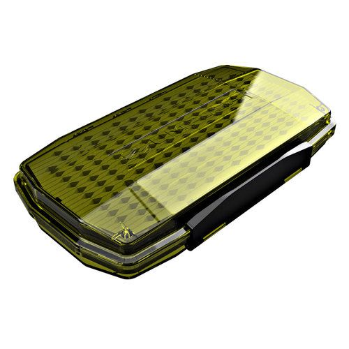 UMPQUA UPG HD LARGE WALKABOUT FLY BOX - OLIVE