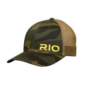 RIO PRODUCTS RIO BUG HAT - CAMO