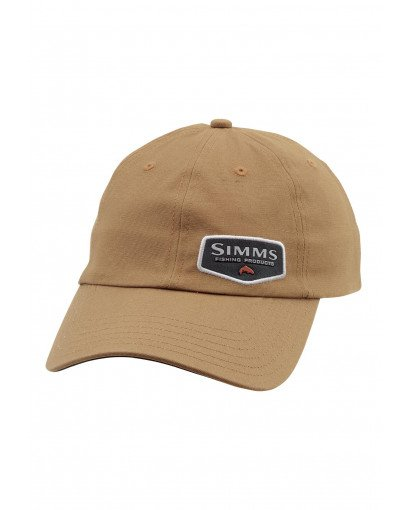 SIMMS SIMMS OIL CLOTH CAP