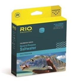 RIO PRODUCTS RIO GENERAL PURPOSE SALTWATER LINE - COLDWATER SERIES